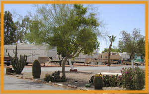 Las Colinas RV Resort Casa Grande Arizona A 55 Oasis In The